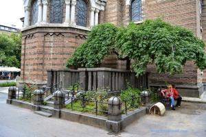 гроб на Каравелов