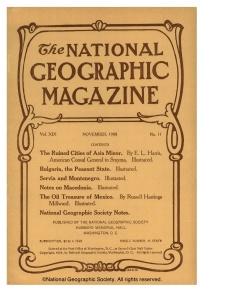 1908 November cover